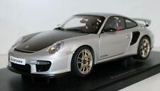 Voitures, camions et fourgons miniatures argenté pour Porsche 1:18