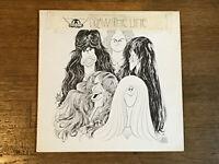 Aerosmith LP - Draw the Line - Columbia 34859 - With Insert 1977
