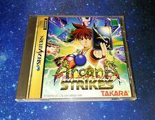 Arcana Strikes (Sega Saturn) JAP NTSC-J