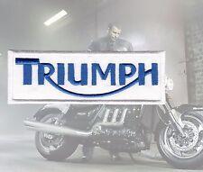 TRIUMPH LEGEND CLOTH PATCH - EXCELLENT, RARE!!!