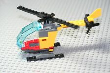 LEGO ONE-MAN HELICOPTER FROM SET # 60100 NEW OUT OF BOX DIRECTIONS ONLINE
