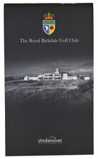 THE ROYAL BIRKDALE GOLF CLUB (2017 British Open Championship) YARDAGE GUIDE