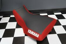 Yamaha Grizzly 660 Red Sides Logo Seat Cover #yz78kya78