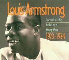 LOUIS ARMSTRONG - Portrait Of The Artist As A Young Man 1923-1934 - BOX 4 CD