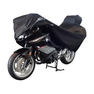 Motorradabdeckung DS Covers FLEXX TOPCASE large - Schwarz