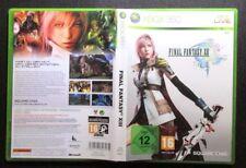 XBOX 360 Jeu: Final Fantasy XIII (Microsoft Xbox 360)
