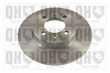 MG MGF RD 1.8 2x Brake Discs (Pair) Solid Rear 95 to 02 240mm Set QH Quality New