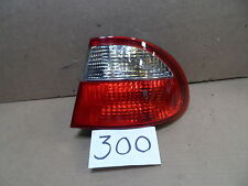 98 99 00 Daewoo Lanos PASSENGER Side Tail Light Used Rear Lamp #300-T