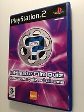Ultimate film Quiz - Il Grande Quiz sul Cinema - Gioco PS2 (Italiano)