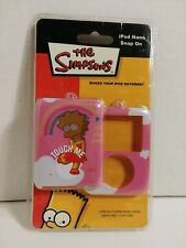 iPod Nano Snap on Ice Case Cover iPod Nano 3G 3rd Gen NEW The Simpsons Lisa #9
