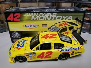 2008 Juan Pablo Montoya #42 Juicy Fruit Action 1/24 Diecast