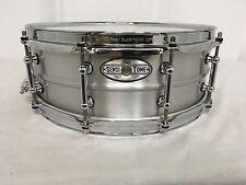 """Pearl SensiTone Elite 14"""" Diameter Aluminum Snare Drum/STA1450AL/Free Stand!"""