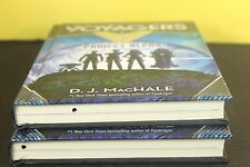 Voyager: PROJECT ALPHA by D. J. MacHale (Hardcover)  ^ NEW ^
