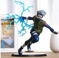 22cm Naruto Kakashi Sasuke PVC Action Figure Anime Toys Model Collection For Kid