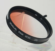 Hama Gradual Pink Filter 55E Einschraub / screw in - 33516