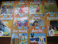 Sounds Reader Links to Reading Master Flash Book Set Reading Tool. Set of 10 VG