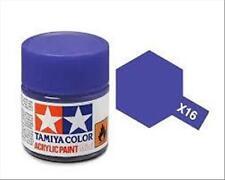 Tamiya Mini X16 PURPLE - Acrilico Lucido 10ml