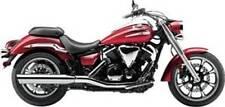 """Cobra 4"""" Elliptical Exhaust/Slip-On Muffler,Yamaha XVS950 V-Star/Tourer 09-13"""