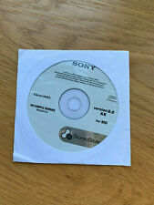 SonicStage v2.0 Software CD Net MD #1