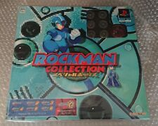 Rockman Collection Special Box New Sealed mega man Sony playstation ps1 & ps2