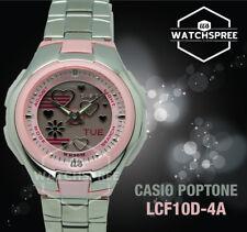 Casio Poptone Ladies Watch LCF10D-4A