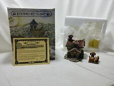 Boyds Bearly a School Boyds Bearly Built Villages Collection Nib
