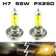 2x Jurmann H7 55W 12V PX26d Aqua Vision Yellow Gelb Scheinwerfer Halogen Lampen