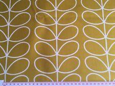 90cm x 50cm Long Orla Kiely Linear Stem Dandelion Medium Weight cotton New