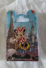 Disneyland Paris Pin Mini Eiffel Tower New Mint NIP Disney