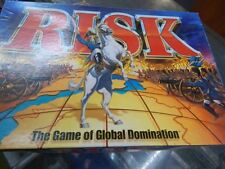 Parker Brothers Risk Board & Traditional Games