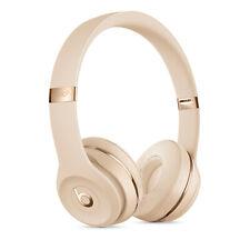 Beats Solo3 Wireless Headphones Satin Gold **Boxed & Sealed**
