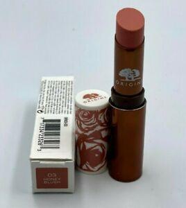 Origins Blooming Sheer Lip Balm  0.12 oz / 3.5 g  03 Honey Blush New in Box