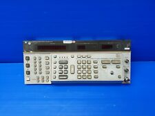 HP front panel  8662A Synthesized Signal Generator