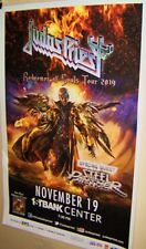 Judas Priest and Steel Panther in Concert Show Poster Denver Co 2014 Very Cool