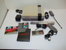 Nintendo NES Console w/Duck Hunt Bundle