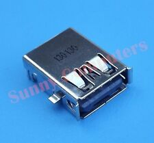 2x USB 2.0 Socket Port Female Plug Replacement Part Extra Long For Laptop Repair