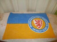 Eintracht Braunschweig Originale kleine Fahne/Flagge 70iger Jahre Wappen