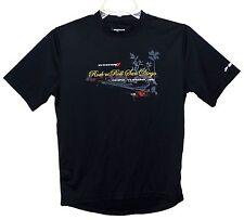 Men's Sz Small ROCK 'n' ROLL MARATHON SAN DIEGO 2011 T-Shirt  Poly Black Brooks
