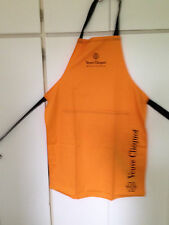 VEUVE CLICQUOT YELLOW CHAMPAGNE APRON NEW IN POLY BAG  X 1