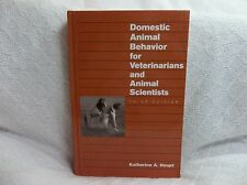 /Domestic Animal Behavior for Veterinarians and Animal Scientists
