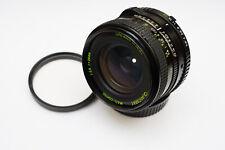 Quantaray 28mm f/2.8 (Sigma Mini Wide) Lens Minolta MC/D mount Digital adaptable
