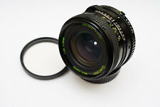 Qunataray 28mm f/2.8 (Sigma Mini Wide) Lens Minolta MC/D mount Digital adaptable