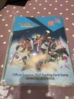 Panini Adrenalyn Xl London 2012 Olympics Card Binder & 167 Cards