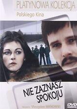 Nie zaznasz spokoju (DVD) Mieczyslaw Waskowski (Shipping Wordwide) Polish film