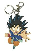 **Legit** Dragon Ball GT Authentic Discontinued PVC Keychain SD Son Goku #3295