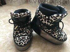 JIMMY CHOO Moon Boot Snow Boots US 5-6 (EU 37-38)