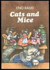 Eno Raud CATS AND MICE children book English ESTONIA 1990