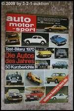 AMS Auto Motor Sport 25/70 Simca 1100 GLS DB Unimog