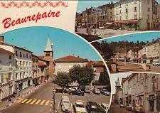 BEAUREPAIRE multivues voitures bar tabac timbrée 1976