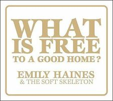 What Is Free to a Good Home? by Emily Haines (Vinyl, Jul-2007, Last Gang...